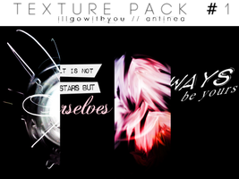 Texture Pack #01 by illgowithyou