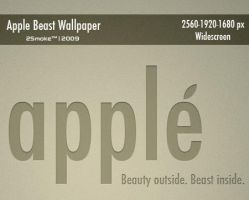 AppleBeast Wallpaper by neodesktop