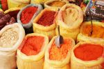Market colours 2 - Otovalo by wildplaces