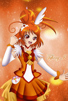Precure - Cure Sunny by iTiffanyBlue