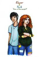Eleanor and Park by JoeyHazelLM