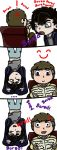 Bored Sherlock is Bored by icewormie