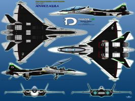IFX-45R Advance Aquila - Phantom 13 - Phantom Mode by haryopanji