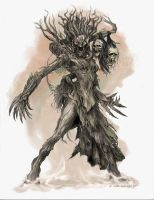 Dryad by calebcleveland