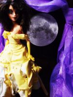 HALLOWEEN: Belle 2 by PinkUnicornPrincess