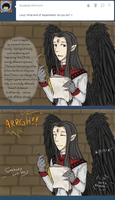 ASK Legends of Ramaria - Leuz by SilverRacoon