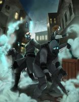 Operation Raccoon City by ColaNike