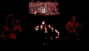 ACDC by SugarSpiders