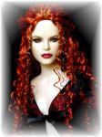 Ember OOAK doll repaint by DalilaDolls
