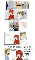 Demyx's Theory of Axel by SuperXLilXCutie