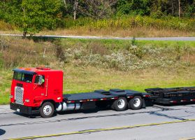 cab over freightliner by wolvesone