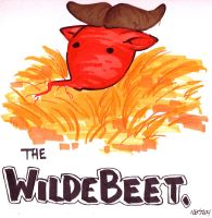 The Illusive Wildebeet by rubeuswagner