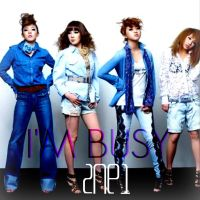2NE1: I'M BUSY by Awesmatasticaly-Cool