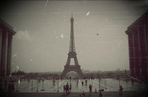 Paris by hande-d