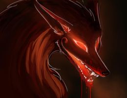 A Thirst For Blood by universe-of-doodles