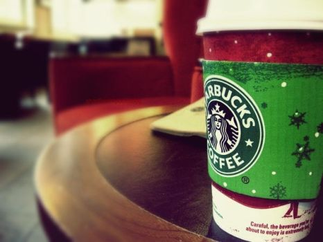 Typical Starbucks Photo - Edit by exclaimationmark