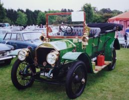 classic cars old film stock by Sceptre63