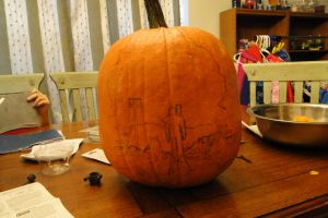 Jack-o-Lantern To Be by DJdrummer