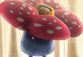 Vileplume by All0412