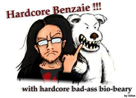 Hardcore Benzaie and bio-beary by Gillus99