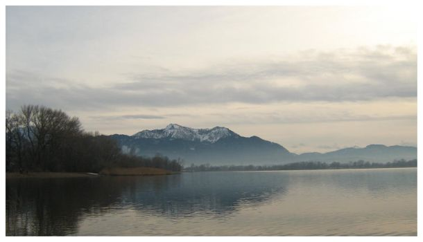 lake chiemsee II by sed-xxx