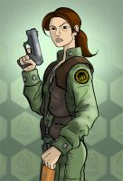 BSG: Sharon by grantgoboom