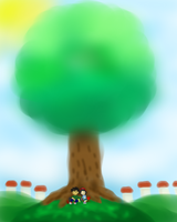 Lover's Tree by JJpros
