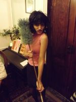 Freddie Mercury wants to break free by MrsBriannaMay