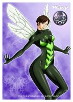 Wasp Agent of Hydra by singory