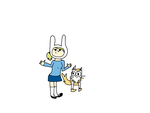 fionna and cake by JDevivo