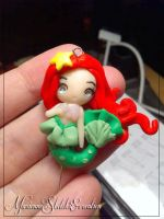 Ariel the little mermaid by DarkettinaMarienne