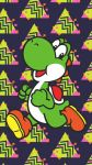 yoshi's on a roll by hedgehognetworks