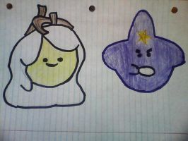 Lumpy Space Princess and Breakfast Princess by Twins429