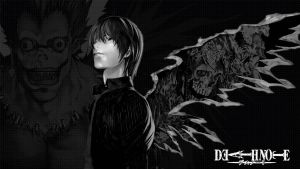 Death Note Wallpaper by xJoskix