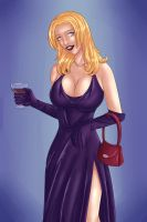 Stephanie Brown by kaeveris