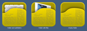 Live folders limon by tchiro