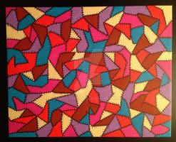 Color Repetition by artsyfreak