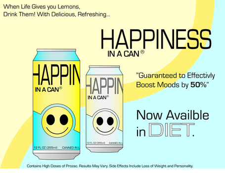 Happiness In a Can by Noisepunk