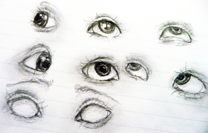 Eyes Reference by Baby-Suzu