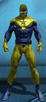 Booster Gold (DC Universe Online) by Macgyver75