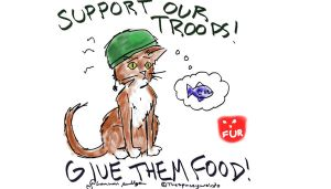 Support Our Troops by Sketch-Zap