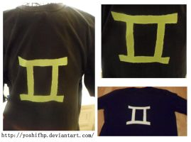 How to make: Sollux Captor's Shirt by YoshiFHP