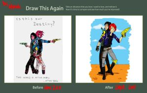 Draw This Again Challenge by LifYeah