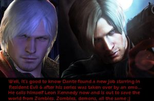 Dante's new job by Ulysses0302
