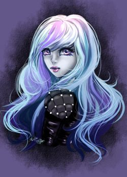 Monster High: Twyla by nicegal1