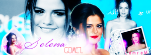 Selena. FB COVER by CemreDrew
