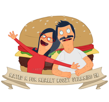 Bob's Burgers by KeithByrne