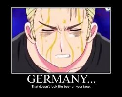 Germany Hetalia Motivational by Fish-and-Chips-Yum