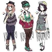 hat adopts [1 left] by kaoppai