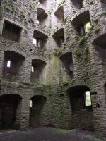 inside an old tower by nonyeB